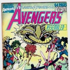 Cómics: ANNUAL AVENGERS. YEAR 1989. VOL 1 Nº18.. Lote 88374164