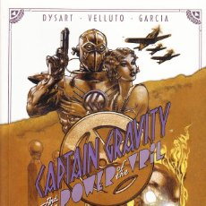 Cómics: CAPTAIN GRAVITY AND THE POWER OF THE VRIL TPB (PENNY FARTHING PRESS,2006) - SAL VELLUTO - ROCKETEER. Lote 88844628
