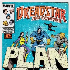 Cómics: DREADSTAR AND COMPANY #6 {1985} EPIC-MARVEL. JIM STARLIN . Lote 89025300