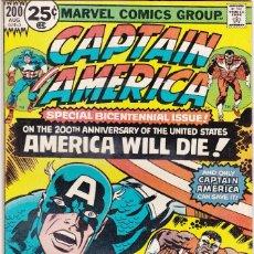Cómics: CAPTAIN AMERICA COMIC BOOK #200, MARVEL COMICS 1976 . Lote 89104124