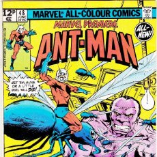 Cómics: MARVEL PREMIERE #48 2ND SCOTT LANG ANT-MAN . Lote 89342368