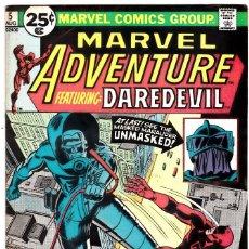 Cómics: MARVEL ADVENTURES STARRING DAREDEVIL #5 (1976) MARVEL COMICS . Lote 89380984