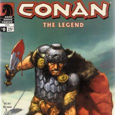 Cómics: CÓMIC CONAN THE LEGEND Nº 0 EN INGLÉS. Lote 89429144