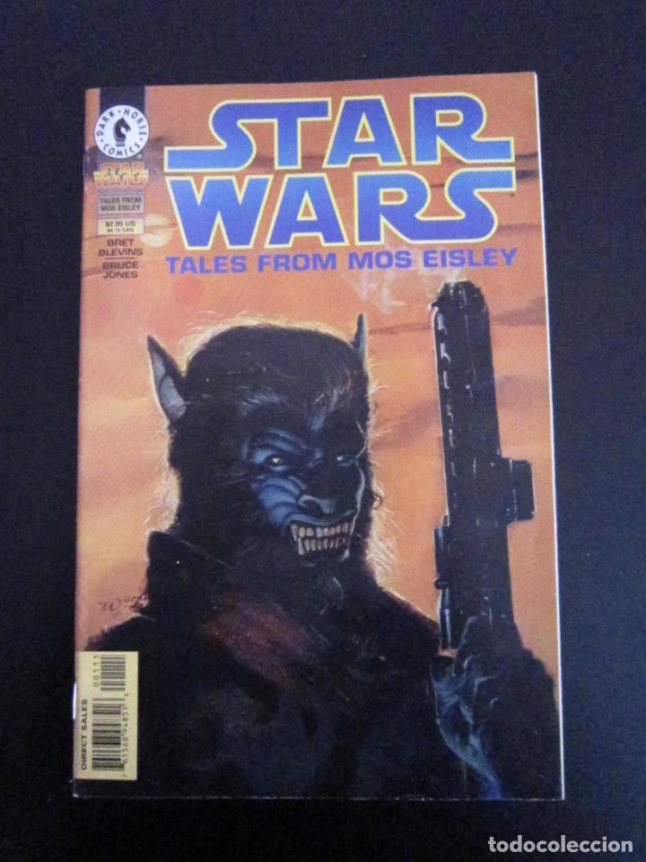 STAR WARS: TALES FROM MOS EISLEY #ESPECIAL. EDICIÓN ORIGINAL DARK HORSE (Tebeos y Comics - Comics Lengua Extranjera - Comics USA)
