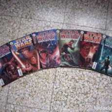 Cómics: STAR WARS: DARK FORCE RISING #1 AL #6. EDICIÓN ORIGINAL DARK HORSE. Lote 89496188