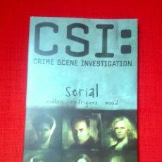 Cómics: CSI-CÓMIC DE LA SERIE-NUMERO 1 EN INGLÉS. Lote 89497699