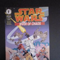 Cómics: STAR WARS: RIVER OF CHAOS #1. EDICIÓN ORIGINAL DARK HORSE. Lote 89498228