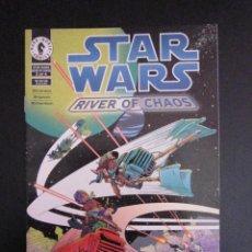 Cómics: STAR WARS: RIVER OF CHAOS #2. EDICIÓN ORIGINAL DARK HORSE. Lote 89498280