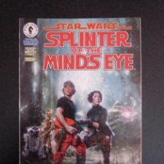 Cómics: STAR WARS: SPLINTER OF THE MIND´S EYE #1 AL #2. EDICIÓN ORIGINAL DARK HORSE. Lote 89530716