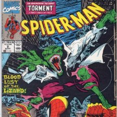 Cómics: COMIC MARVEL USA 1990 SPIDERMAN Nº 2 (EXCELENTE ESTADO). Lote 89843340