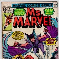 Cómics: MS. MARVEL (1977 1ST SERIES) MARK JEWELERS #9. Lote 89881840