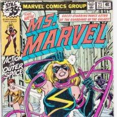 Cómics: . MS .MARVEL #23 (AUG 1979, MARVEL) . Lote 89896556