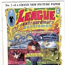 Cómics: LEAGUE OF EXTRAORDINARY GENTLEMEN (1999 1ST SERIES) #1A. Lote 90217820