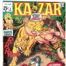 Cómics: KA-ZAR #2 (1970) MARVEL. Lote 90232560