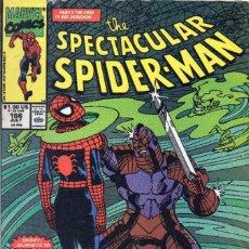 Cómics: COMIC MARVEL USA 1990 SPECTACULAE SPIDERMAN 166 EXCELENTE ESTADO (GERRY CONWAY - SAL BUSCEMA). Lote 90350536