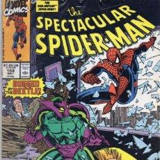 Cómics: COMIC MARVEL USA 1990 SPECTACULAE SPIDERMAN 164 EXCELENTE ESTADO (GERRY CONWAY - SAL BUSCEMA). Lote 90441654