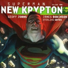 Cómics: SUPERMAN: NEW KRYPTON VOLUME TWO (DC,2010) - GEOFF JOHNS. Lote 90512875