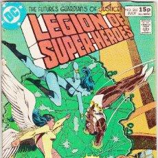 Cómics: DC COMICS! LEGION OF SUPER-HEROES! ISSUE 265! . Lote 90594035