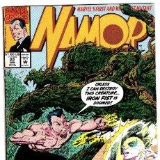 Cómics: NAMOR THE SUB-MARINER #22 MARVEL COMICS . Lote 90769455