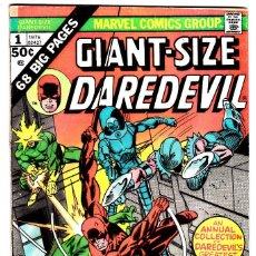 Cómics: GIANT SIZE DAREDEVIL 1, (1975), MARVEL COMICS . Lote 90780380