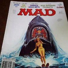 Cómics: MAD 204. ENERO 1979 (INGLÉS). Lote 90999655