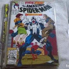 Cómics: LOTE AMAZING SPIDERMAN, 12 NÚMEROS ENTRE EL 374 Y EL 385. Lote 91401860