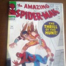 Cómics: AMAZING SPIDERMAN N 34. Lote 91531190
