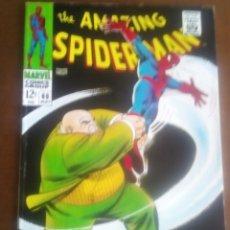 Cómics: AMAZING SPIDERMAN N 60 USA AÑO 1967. Lote 91531650