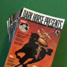 Cómics: DARK HORSE PRESENTS 1 AL 21 FALTANDO EL Nº 11 - 2011 - 2ª SERIE - MILLER, ELLISON, CHAYKIN, ADAMS.... Lote 91849270