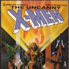 Cómics: DARK PHOENIX SAGA THE UNCANNY X-MEN STAN LEE 1984 PAPERBACK 5TH PRINTING. Lote 92000730