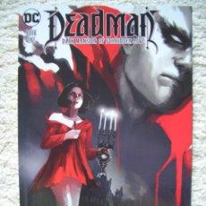 Cómics: DEADMAN: DARK MANSION OF FORBIDDEN LOVE #1 (DC, 2016). Lote 92801490