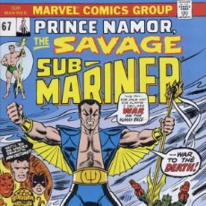 Cómics: COMIC MARVEL LEGENDS NAMOR SUBMARINER IMPECABLE. Lote 92906955