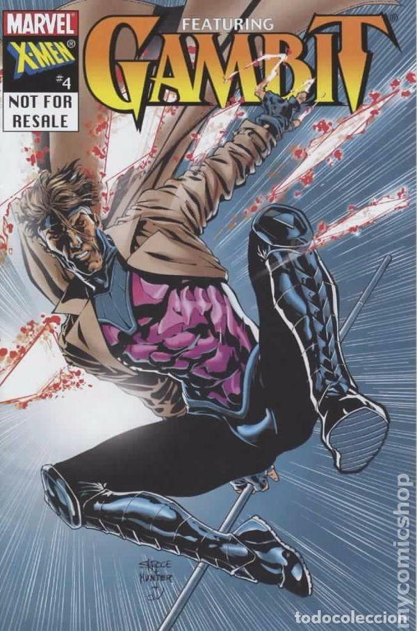 COMIC MARVEL LEGENDS GAMBIT IMPECABLE (Tebeos y Comics - Comics Lengua Extranjera - Comics USA)