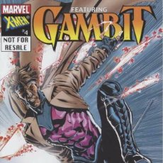 Cómics: COMIC MARVEL LEGENDS GAMBIT IMPECABLE. Lote 92907680