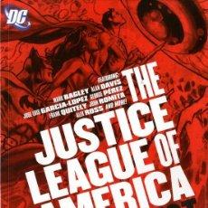 Cómics: THE JUSTICE LEAGUE OF AMERICA 100 PROJECT TPB. DC COMICS - HERO INITIATIVE. Lote 93143850