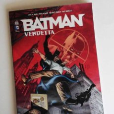 Cómics: BATMAN VENDETTA. CON LA HISTORIA CLÁSICA DE THE WRATH, DE MICHAEL GOLDEN Y SU CONTINUACIÓN. OCASIÓN. Lote 93743925