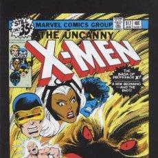 Cómics: COMIC MARVEL LEGENDS THE UNCANNY X-MEN IMPECABLE. Lote 94180150