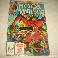 Cómics: MOON KNIGHT , VOL 1 N° 11 1981 , MARVEL GROUP. Lote 94686587