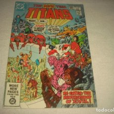 Cómics: THE NEW TEEN TITANS DC. N° 15 , 1982. Lote 94722771