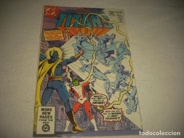 THE NEW TEEN TITANS DC. N° 14 , 1982 (Tebeos y Comics - Comics Lengua Extranjera - Comics USA)