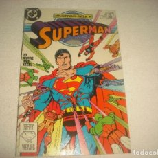 Cómics: SUPERMAN DC N° 13 , 1988. Lote 94850315