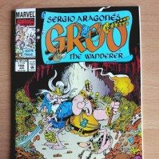 Comics : COMIC BOOK GROO THE WANDERER NÚM. 100 SERGIO ARAGONÉS - MARVEL EPIC COMICS. Lote 95429835