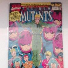 Cómics: THE NEW MUTANTS ANNUAL 6. Lote 95456323