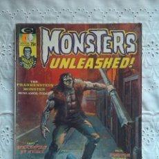 Cómics: MONSTERS UNLEASHED Nº 6. Lote 95546823