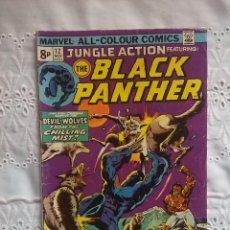 Cómics: JUNGLE ACTION 12 - FEATURING BLACK PANTHER. Lote 95547935