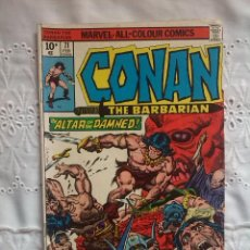 Cómics: CONAN THE BARBARIAN 71. Lote 95548303