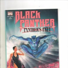 Cómics: BLACK PANTHER : PANTHER'S PREY 3 - MARVEL 1991 - NM. Lote 95590987