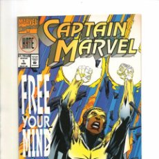 Cómics: CAPTAIN MARVEL FREE YOUR MIND SPECIAL - MARVEL 1994 - NM. Lote 95671051