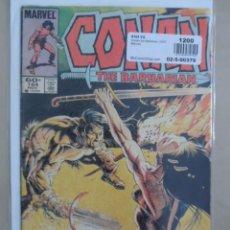 Cómics: CONAN THE BARBARIAN #164 - POSIBLE ENVÍO GRATIS - MARVEL - LARRY YAKATA & GARY KWAPISZ - USA. Lote 95929751