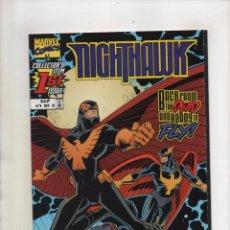 Cómics: NIGHTHAWK 1 2 3 - MARVEL 1998 - NM PERFECTOS COMPLETA DAREDEVIL. Lote 96018779